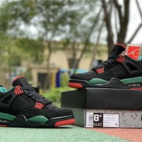 Air Jordan 4 x Gucci Black AQ3816-063