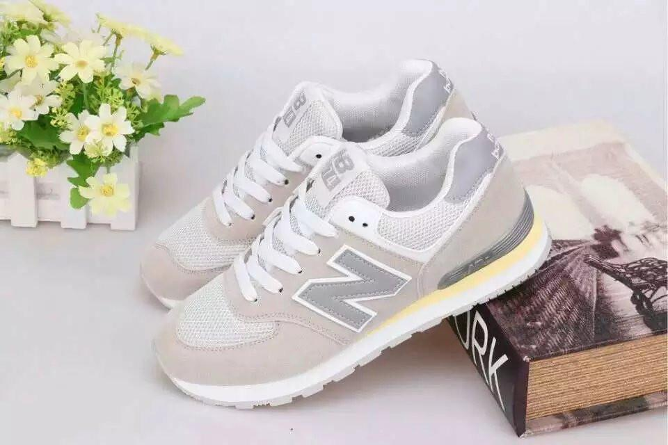 """Image of """"New Balance"""" Fashion Casual All-match N Words Breathable Lover Sneakers Shoes"""
