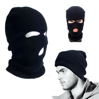 New Trendy Unisex Women Men Sports Riding Mask Winter Warm Full Face Cover Ski Mask Beanie Hat Cap HW01058