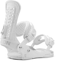 Union Force Snowboard Bindings - White 10 Year