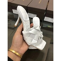 BV Fashion Casual Running Sport Shoes Sneakers Slipper Sandals High Heels Shoes