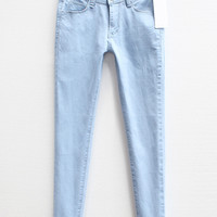 Light Blue Denim Pant