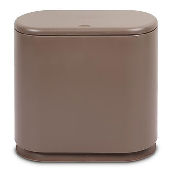Pressing Type Plastic Trash Can Garbage Bin Waste Rubbish Dustbin for Home