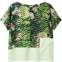 Rainbow Orchids Top