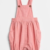 Denim Bubble Overalls | Gap