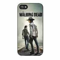The Walking Dead Cover Movie iPhone 5s Case