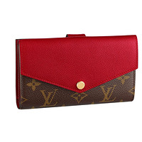Louis Vuitton Monogram Canvas Pallas Compact Wallet Cherry Article: M60140