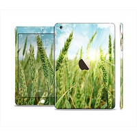 The Sunny Wheat Field Full Body Skin Set for the Apple iPad Mini 3