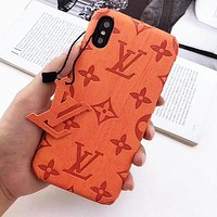 LV new personality iPhone Phone Cover Case For iphone 7 7plus 8 8plus X XR XS MAX 11 Pro Max 12 Mini 12 Pro Max