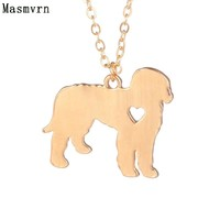 Golden Doodle Necklace Golden Doodles Dog Pendant Custom Dogs Necklace Jewelry Personalized Pets Christmas GIfts for lovers