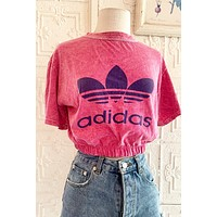 Late Night Gypsy Vintage Adidas Top