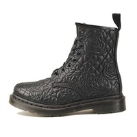 Dr. Martens for Women: Brause Black Boots