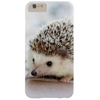 Tiny Hedgehog Barely There iPhone 6 Plus Case