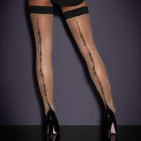 Hold Ups by Agent Provocateur - Whip Me Hold Ups
