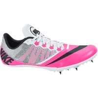 Nike Women's Zoom Rival S 7 Track and Field Shoes - Pink/White/Black | DICK'S Sporting Goods