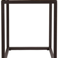 form teak side tables - available in 2 sizes - ABC Carpet & Home