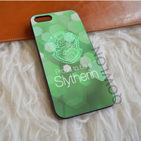 Proud to be a Slytherin iPhone 5 | 5S | SE Case