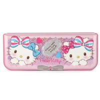 Hello Kitty Deluxe Pencil Case: Ribbons Collection