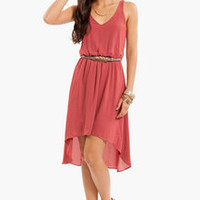 Search 'Feather belted dress '