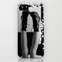 Docs And Bokeh iPhone & iPod Case by danilune