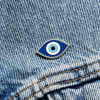 These Are Things Evil Eye Pin - Urban Outfitters