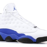 Jordan Kid's Air 13 Retro BG, White/Hyper Royal-Black