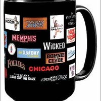 The Broadway Cares Collection - 2012 Logo Coffee Mug