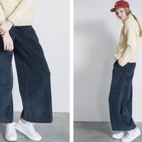 FIVEFIFTYFIVE pants 511727 < CORDUROY WIDE PANT < FASHION / CLOTHES < WOMEN < PANTS < pants