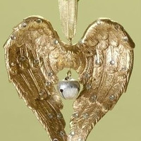 Christmas Ornament - Wings