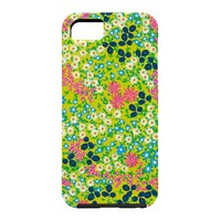 Joy Laforme Flower Bed III Cell Phone Case