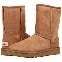 "❤shosouvenir❤""UGG"" Women male Fashion Wool Snow Boots"