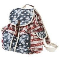 Mossimo Supply Co. American Flag Backpack - Red, White and Blue
