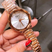 Dior  Women Fashion Quartz Watches Wrist Watch