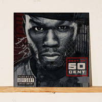 50 Cent - Best Of 2XLP - Urban Outfitters