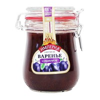 Plum Jam from Jam Empire, 19.4 oz (550 g)