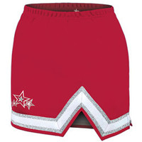 Extension Cheerleading Uniform Notched Skirt - Affordable Cheerleader Outfits by Ion Cheer