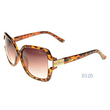 Christian Dior Diorjupon1 Women's Sunglasses Light Havana 3ldfm