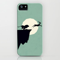 I is for Impala iPhone & iPod Case by Yetiland