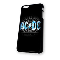 ACDC Logo Pattern Background iPhone 6 Plus case