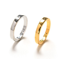 Alloy Couples Rings for Men Women Wedding Bands Engagement Anniversary Lovers his and hers promise Valentines Gift 2 PCS