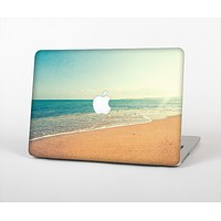 "The Vintage Beach Scene Skin Set for the Apple MacBook Pro 13"" with Retina Display"