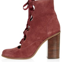 MAGPIE Ghillie Ankle Boots - Topshop