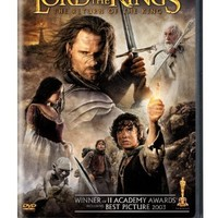 The Lord of the Rings: The Return of the King (Two-Disc Widescreen Theatrical Edition)