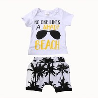 No One Likes A Shady Beach 2-Piece Set