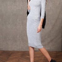 Midi dress - DRESSES - WOMAN | Stradivarius Republic of Ireland
