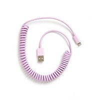 On The Line Charging Cord (Lilac)