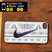 Nike just do it aztec light color - iPhone 5 / 5S Case, iPhone 4 / 4S Case, samsung s3 / s4