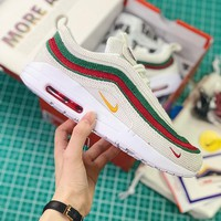 Gucci x Sean Wotherspoon x Nike Air Max 1 / 97 VF SW Hybrid Sport  Running Shoes - Best Online Sale