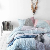 Assembly Home Helmi Geo Comforter- Multi
