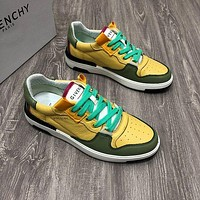 Givenchy Men Fashion Boots fashionable Casual leather Breathable Sneakers Running Shoes-81